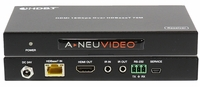 A-Neuvideo ANI-HDR70 HDMI HDR 4k 60Hz 18Gbps Extender Kit