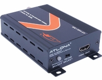 Atlona AT-HD120 Composite Video + Stereo Audio HDMI Converter & Scaler