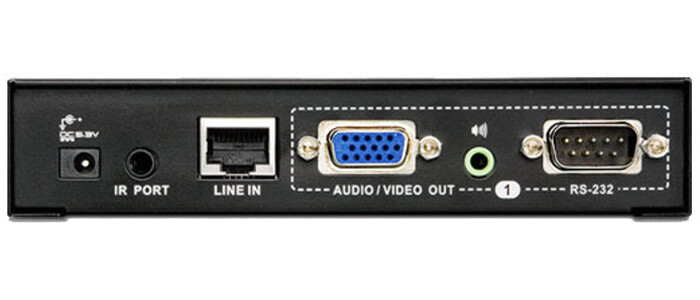 ATEN VB552 VGA/Audio/RS-232 Cat 5 Repeater with Dual Output