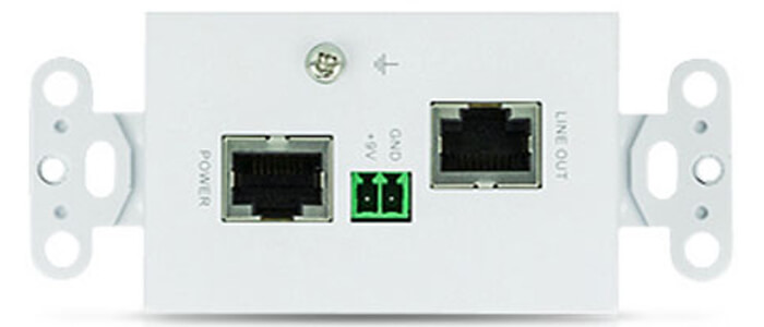 ATEN VE156 VGA/Audio Cat 5 Extender Wall Plate