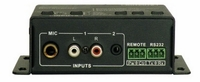 Aurora Multimedia AS-AMP1 Audio Amplifier w/Volume EQ & RS-232 Control