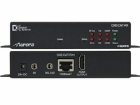 Aurora Multimedia DXE-CAT-RX1-4K 4K HDBaseT Receiver 230ft