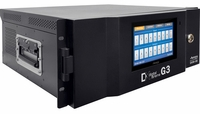 Aurora Multimedia DXM-88-G3-4K-UHD 8x8 4K Matrix Switcher Chassis