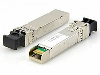 Aurora Multimedia IPX-SFP-10GMM-1 SFP Plus Multi-Mode LC 50/125 Module