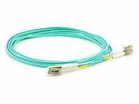 Aurora Multimedia IPX-SFP-OM3DXLC-1 OM3 Fiber 50/125 MM LC Patch Cable