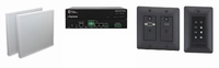 Aurora Multimedia ORC-1-B Hdmi/Rs232 Hdbaset Extender Kit w/ Control