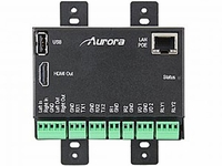 Aurora Multimedia QXP-2-IPX Embedded Linux Control Serer for IPX