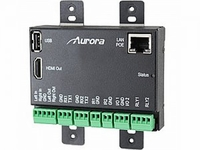 Aurora Multimedia QXP-2 Quad Core IP Control System 2x Serial/IR/Relay