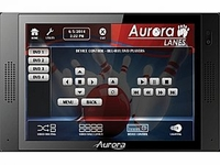 Aurora Multimedia QXT-700-B 7in In-Wall Touch Panel w/ Control System