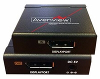 Avenview C-DP4K-EXT 4K Displayport Repeater and Signal Enhancer