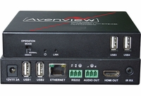 Avenview HDM-C6VWIP-R HDMI IP / LAN Videowall Matrix Receiver with IR
