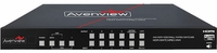 Avenview HDM-SWITCHPRO-VW4 4x4 HDMI Matrix Switcher w/ Video & Audio