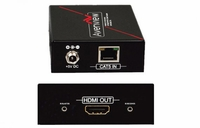 Avenview SW-C6IRLT-R HDBaseT Lite HDMI over Single CAT5e/6/7 Extender