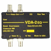 Burst Electronics VDA-2EQ 1x2 Equalizing DA