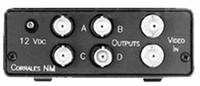 Burst Electronics VDA-8 Eight Output DA