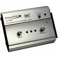 Channel Plus DA-500A 18dB Residential Cable System Amplifier