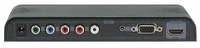 Component Video with Audio or VGA with Audio to HDMI Scaler (720p/1080p)