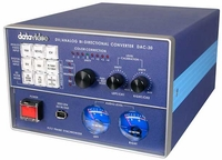 Datavideo DAC-30 Bi-Directional DV / Analog Video Converter w/SDI- Rackmountable