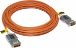 Avenview FO-DVI-XX-MM DVI Fiber Optic Cable, HDCP & DVI-D Compliant