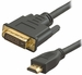 DVI  to HDMI Cable - Many Lengths - Premium 1080p