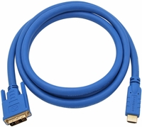 DVIGear DVI-2445-SHR HDMI to DVI-D Super High Resolution Copper Cable