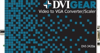 DVIGear DVI-3420a Video to VGA Converter/Scaler