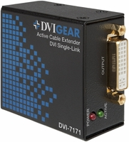 DVIGear DVI-7171c DVI Single-Link Active Cable Extender