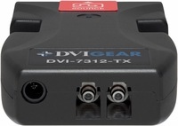 DVIGear DVI-7312-Tx Single-Link DVI Fiber Optic Extender Transmitter