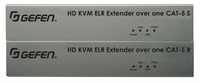 Gefen EXT-HDKVM-ELR HDKVM ELR Extender for HDMI and USB over One CAT5