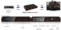 WolfPack HDMI & DVI Scaler - Scales HDMI / DVI Up or Down to match your TV