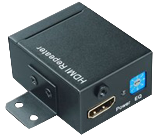 HDMI Booster w/Power Supply - Built-in Equalizer for Better Picture - BEST