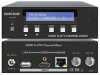 HDMI to DTV Modulator