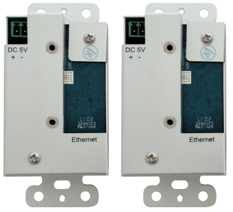 HDMI Wallplate Extender over IP
