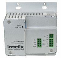 Intelix AS-1H1V-WP-W HDMI/VGA Auto-Switching Wallplate