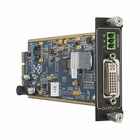 KanexPro FLEX-OUT-DVI Flexible DVI output card - max 1080P