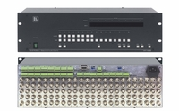 Kramer VP-1608 16x8 RGBHV & Balanced Stereo Audio Matrix Switcher