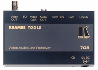 Kramer 708 Video & Audio Twisted Pair Receiver
