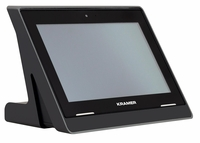 Kramer KT-107S Secured 7–Inch Wall & Table Mount PoE Touch Panel