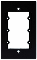 Kramer WP-FRAME Single Gang Frame to hold 3 Wall Plate Inserts