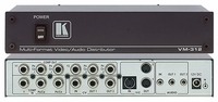 Kramer VM-312 1:2 Multi-Format Video & Stereo Audio Distribution Amp