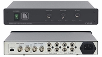 Kramer VM-9S 1:2 Composite Video & Stereo Audio Distributor & Line Amp