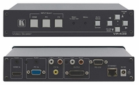 Kramer VP-439 HDMI, PC and CV to HDMI Classroom Switcher / Scaler