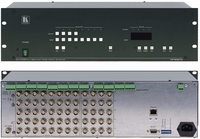 Kramer VP-84ETH RGBHV & Audio 8x4 Matrix Switcher w/Ethernet Control