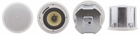 Kramer YARDEN 8-C 8-Inch, 2-Way Closed-Back Ceiling Speakers