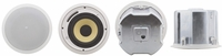 Kramer YARDEN 8-CH(W) 8-Inch 2-Way Closed-Back Ceiling Speakers