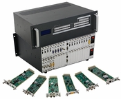 WolfPack Modular Matrix Router w/Android and iOS App - You Design It with 7-Technologies