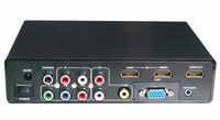 Multi-format Switcher - 5 inputs converted to HDMI & Audio