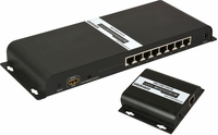 Ocean Matrix OMX-HDMI-HDB1X8 Splitter & Extender Kit