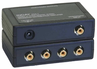 Optical or Coax Digital Audio Distribution Amplifier