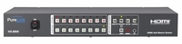 PureLink HX-Series Professional Dtrovision 6X6 & 8X8 HDMI Matrix Switchers